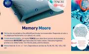 Almohada Memory Moore